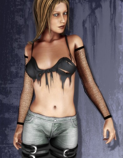 Lace Textures for Slvs and Torn Slvs Image