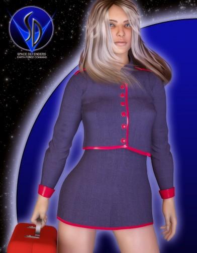 Space Defenders: Nurse for Michelle