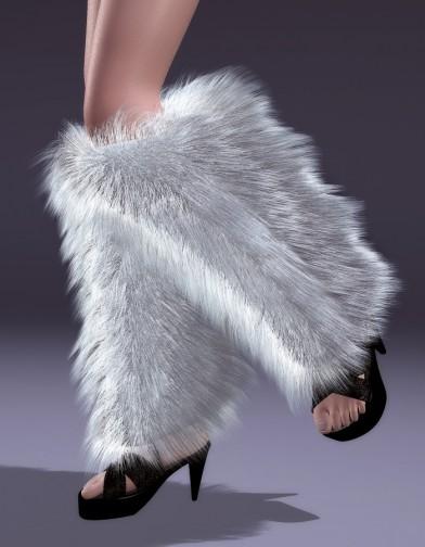 Furry Leggings for SuzyQ 2 Image