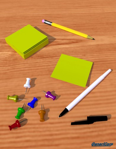 GeneriCorp: Office Supplies 1 Image