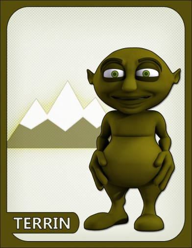 Elemental Demons: Terrin Image