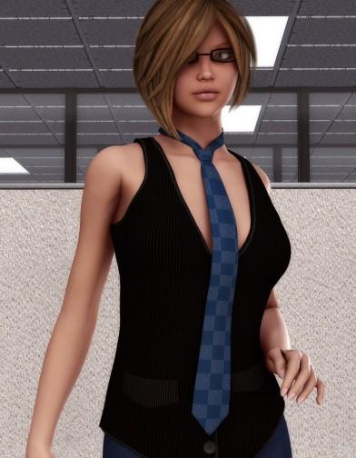 Tie for V4 Image