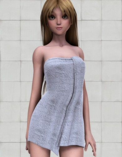 Full Body Towel for Aiko 3 Image