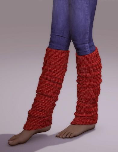 Leg Warmers for V4 image