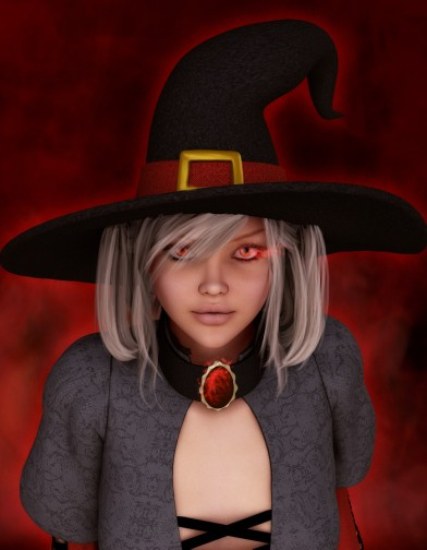 Witch Hat for V4