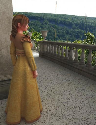 Harvest Dress Image