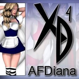 AFDiana CrossDresser License Image