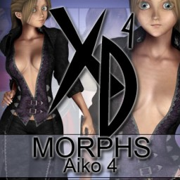 Aiko  4 XD Morphs Image