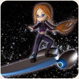 Space Defenders: Airboard