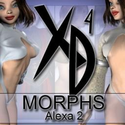 Alexa 2 XD Morphs Image