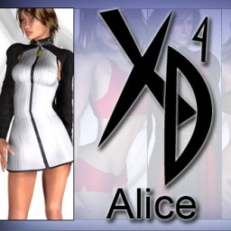 Alice CrossDresser License Image