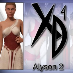 Alyson 2: CrossDresser License Image