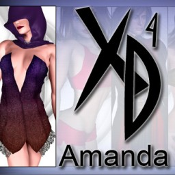Amanda CrossDresser License Image