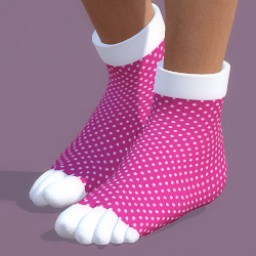 Toe Sock for Dawn Image