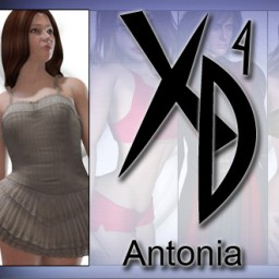 Antonia CrossDresser License Image