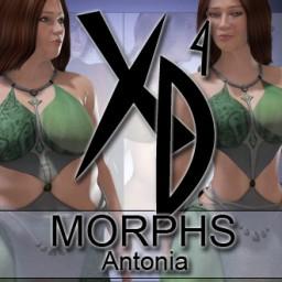 antonia polygon xd morphs image