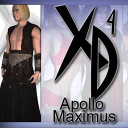 Apollo Maximus CrossDresser License Image