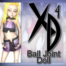 Ball Joint Doll CrossDresser License Image