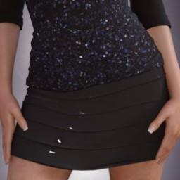 Bandage Skirt for Genesis 3 Female image