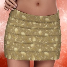 Holidays: Bandage Skirt Xmas Image