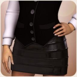 Bandage Skirt for Dawn Image