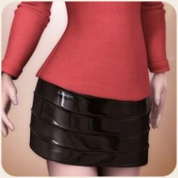 Bandage Skirt for SuzyQ 2 Image
