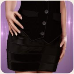 Bandage Skirt for V4 Image