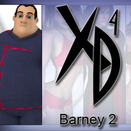 Barney 2: CrossDresser License Image