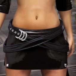 Night Slayers: Black Diamond Skirt for Dawn Image
