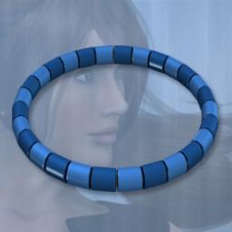 Beaded Bracelet/Anklet for Dawn Image