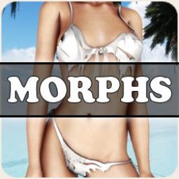Morphs for V4 Torn Bikini Image
