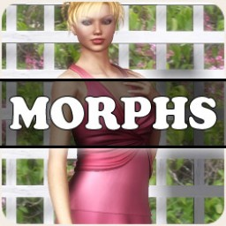 Morphs for Wedding Belles: V4 Bliss Image