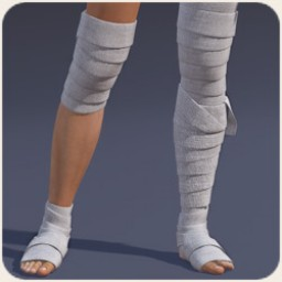 Knee Bandages for Dawn Image