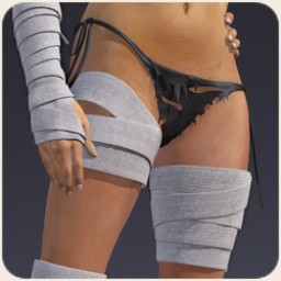 Thigh Bandages for Dawn Image