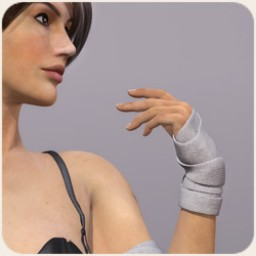 Wrist Bandages for Dawn Image
