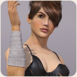 Forearm Bandages for Dawn Image