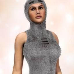 Bod Costume for Dawn image