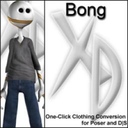 Bong: Crossdresser License Image