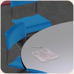 Genericorp Break Room Furniture Image