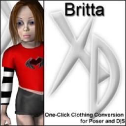 Britta: Crossdresser License Image