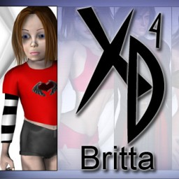 Britta CrossDresser License Image
