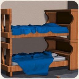 Bunk Bed Set Image