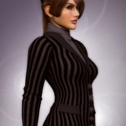Business Suit Coat for Dawn image