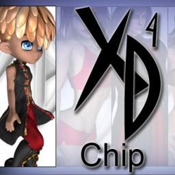 Chip CrossDresser License Image
