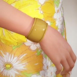 Chunky Bracelet for Genesis 3 Female image