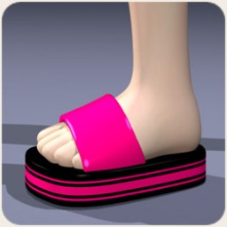 Chunky Sandals for Cookie Image