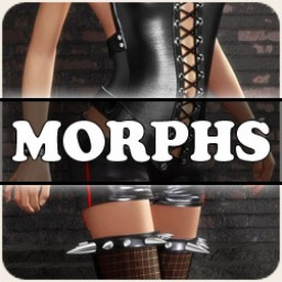 Morphs for V4 Code 51 Shorts Image
