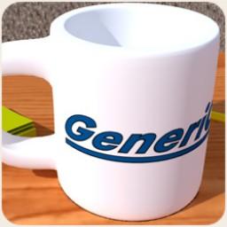 GeneriCorp: Coffee Mug Image