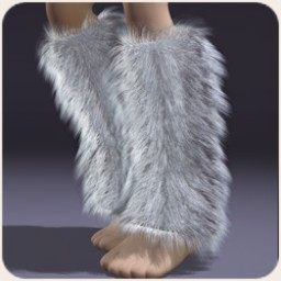 Furry Leggings for Cookie Image