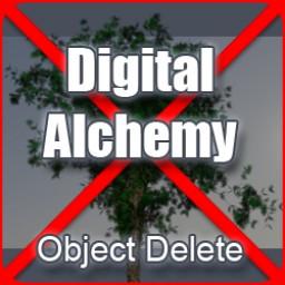 Digital Alchemy Object Deleter